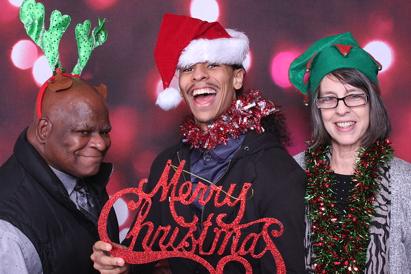 Bridgeway Recovery Services Holiday Party