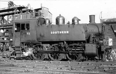 1942 SR USA Class 0-6-0 Dock Tank
