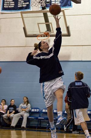 MND Varsity Basketball v. Louisville Mercy