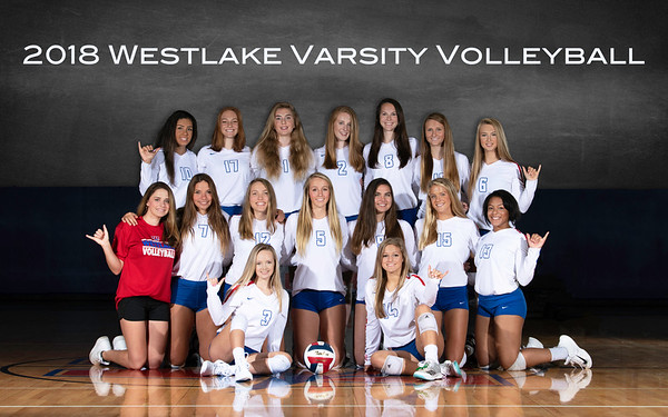 WESTLAKE VOLLEYBALL 2018