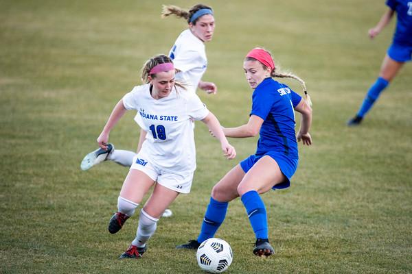 Women's Soccer: SLU vs Indiana State