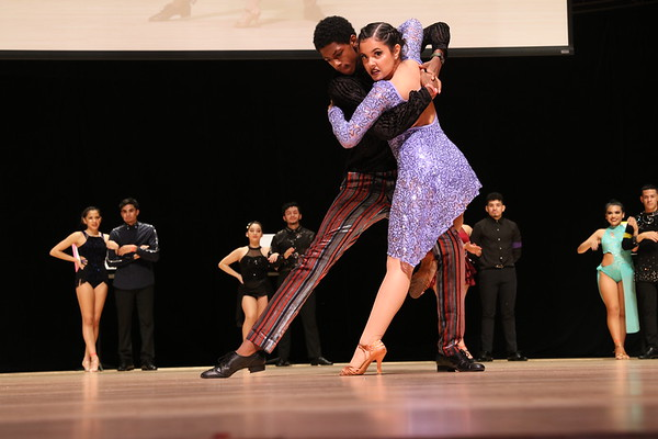 2018 19th Annual MCPS Latin Dance Competition