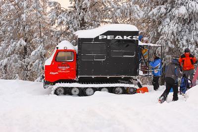 Idaho Snowcat Skiing