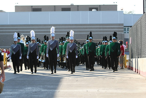 Westlake Marching Festival (10/11/2008) - Prelims