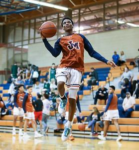 Varsity Boys Basketball vs Reagan 020420