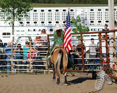 Fort Ransom, ND Bull-a-rama and Rodeo July 3-4