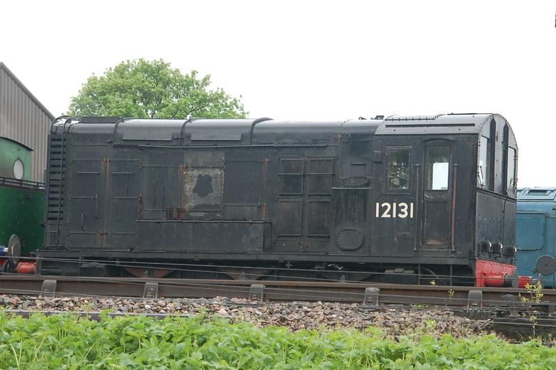 12131 - Weybourne,  North Norfolk Railway - 10 May 2016
