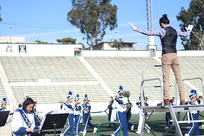 LAUSD Band and Drill Team Championships  3 of 6