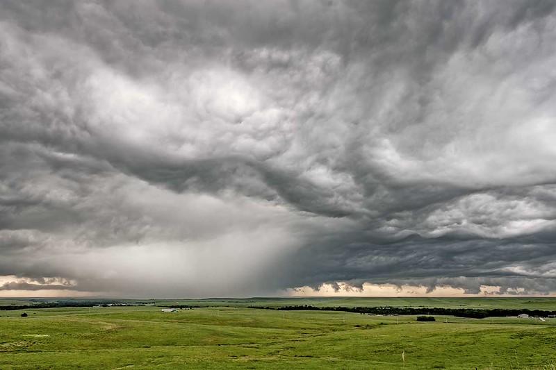 Flint Hills Cloudburst