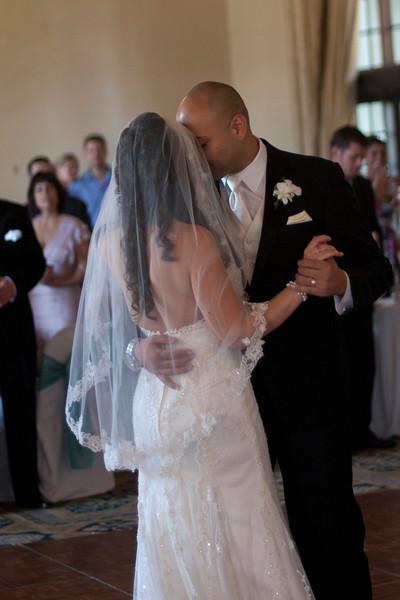 Mr. and Mrs. Dorian Frank Wedding