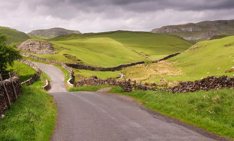 Yorkshire lane