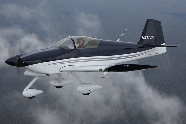 2004 Vans RV-6A, Norfolk, 24Mar20