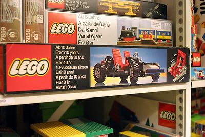 Legos of my Childhood