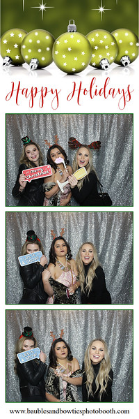 Kforce Holiday Party 2017
