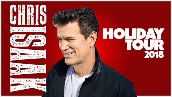 Chris Isaak - Holiday Tour 2018