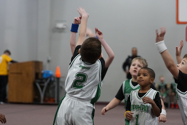 Upward Basketball 2018