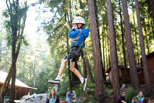 2018 Redwood Camp Week 7 Primary/Junior - July 29 - August 4