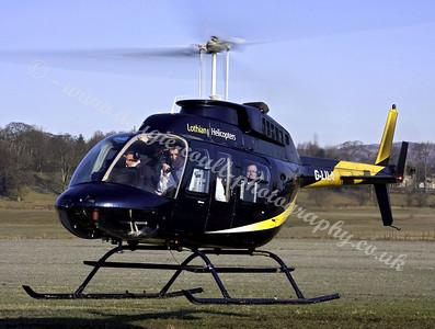 Glasgow - Helicopter Flight