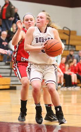 Dundee Basketball 2-28-15