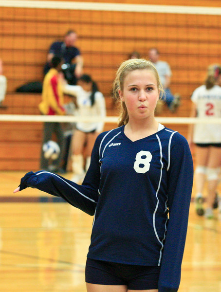 Kennedy Volleyball