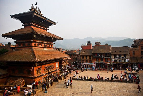 Bhaktapur Town and Temples