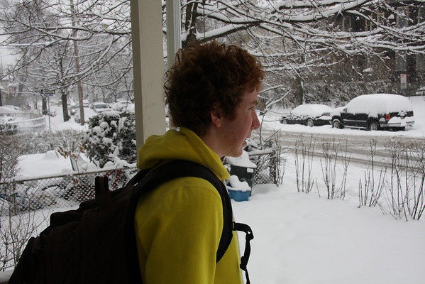 Brendy in Boston 2009