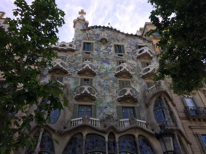 Gaudi & Modernisme in Barcelona Spain