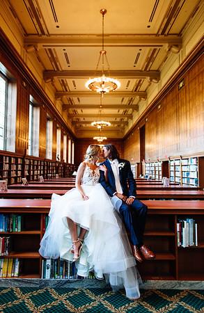 Amber & Cameron, the wedding