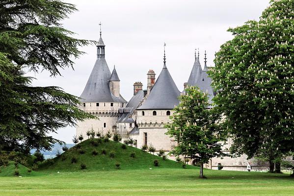 """Parc du Château - Installation de Nils-Udo """"Gulliver's Forest"""""""