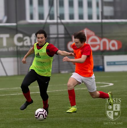 TASIS Varsity Boys Soccer Scrimmage