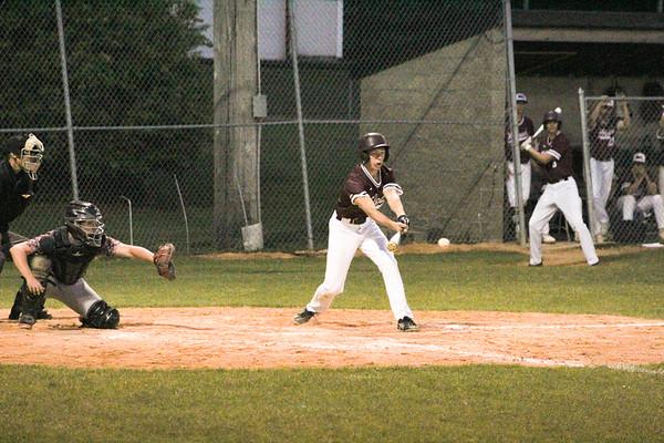 Western Christian baseball versus LeMars 6-12-19