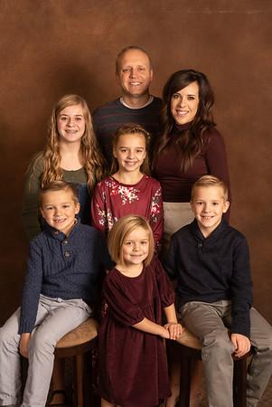 Shaleen Parkinson family