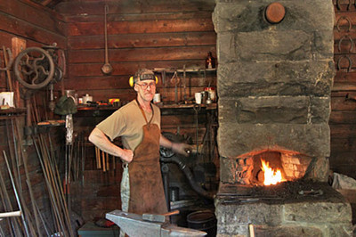 Slideshow - Great Camps of the Adirondacks 2011