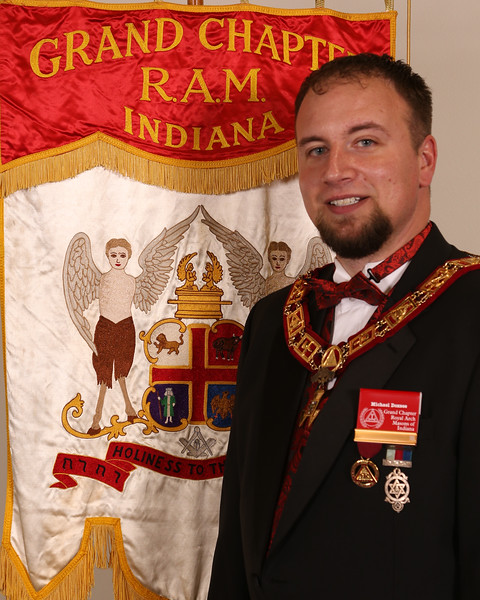 Grand Chapter RAM Officer Portraits