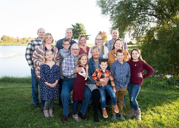 Bohannon Family 2019