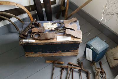 carpenters, boat builders and tools