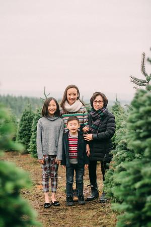Grace Kim Family