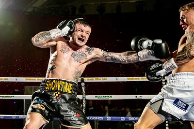 Cole Johnson vs Sean Davis