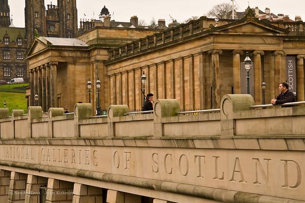 Edinburgh +