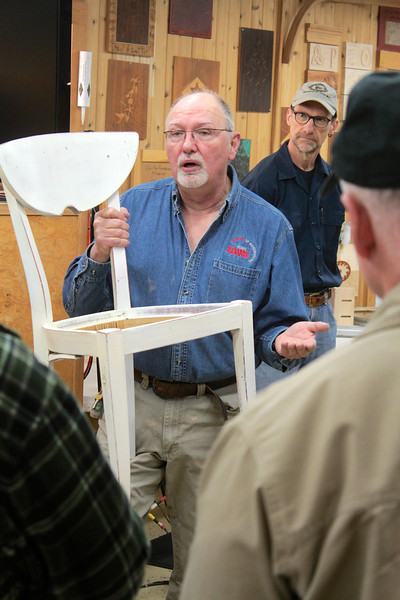 Designing Chairs With Michael Fortune [Apr '13]