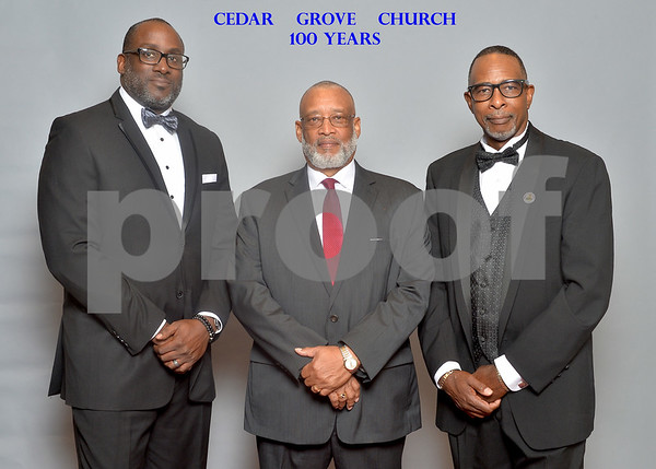 Cedar Grove 100th Portraits