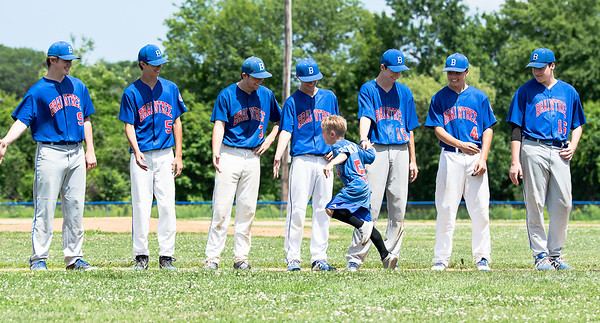 7/13/19 Sectionals:  Braintree vs Norwood