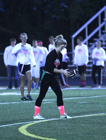 HCHS Powder Puff game