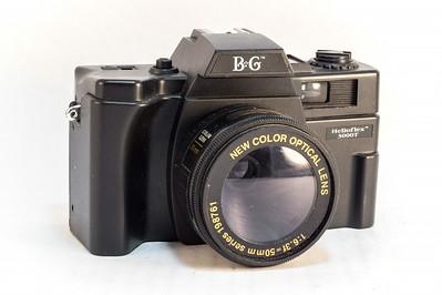 B&G Helioflex, 1987