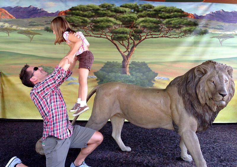 Ala Lion King