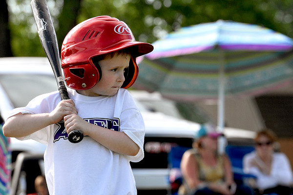 Athens T-Ball Games 6-2-2016