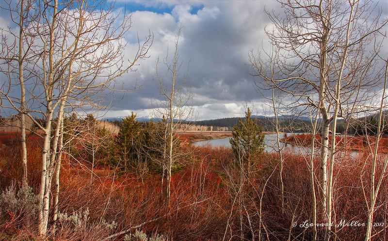 Snake River Oxbow - 2012