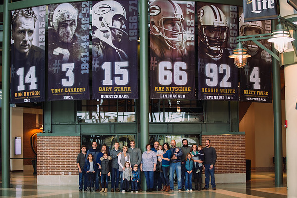 Large Family Lambeau Session