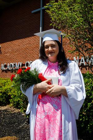 Zara's Graduation