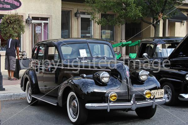 Woodbury 25th Annual Car Show
